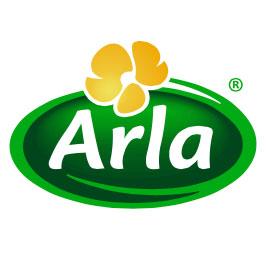 Logotipo Arla