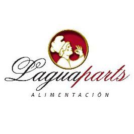 Logotipo Laguaparts